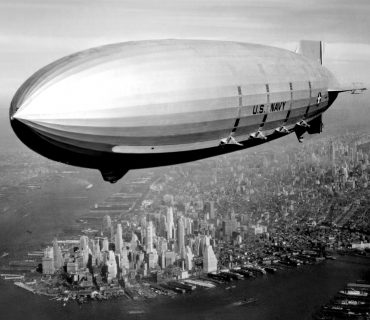 Zeppelins stopped flying after the Hindenburg disaster. Now scientists want to bring them back.