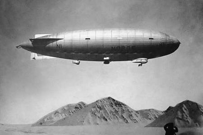 The World of Science – Airships
