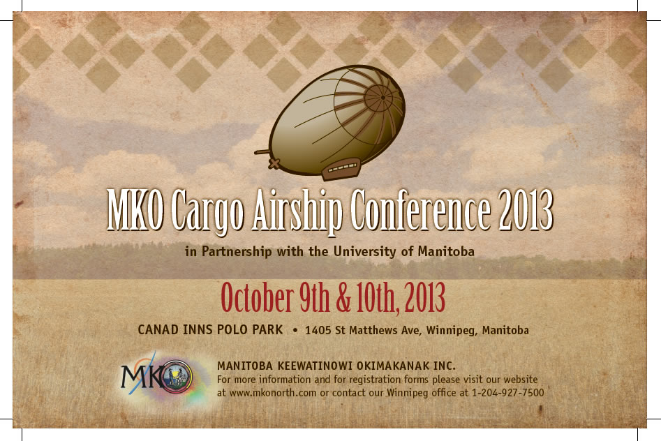 MKO Cargo Airship Conference 2013 (October 9 – 10th)