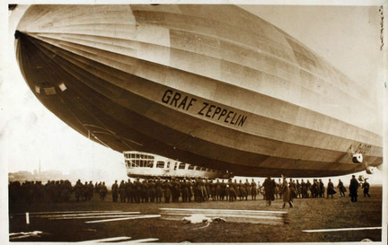 How Crony Capitalism Killed the Zeppelin
