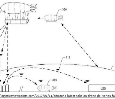 The Roadless Revolution: Airships, Trucks and the Last Mile