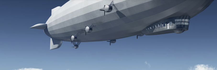 The Legacy of Zeppelin Airship Innovation