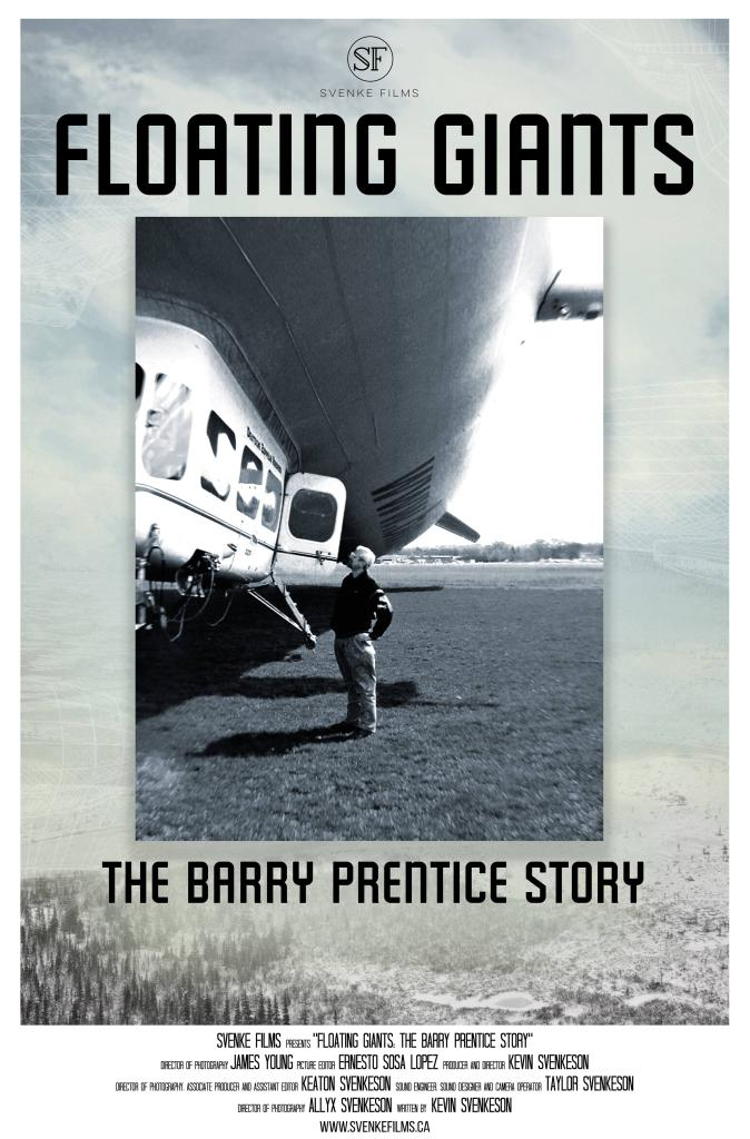 "Film Release ""Floating Giants: The Barry Prentice Story"""