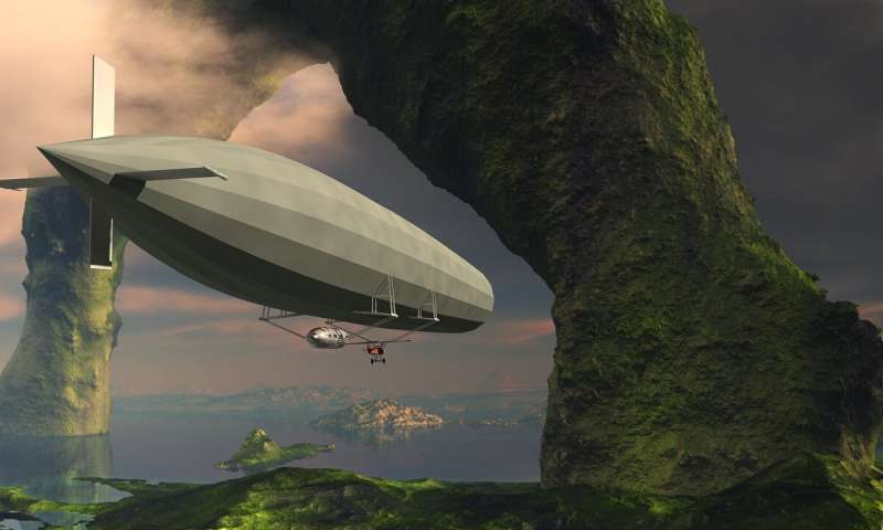 Making a case for returning airships to the skies
