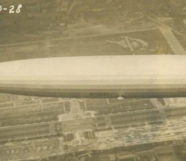 NINETY YEARS SINCE THE FIRST ROUND-THE-WORLD AIRSHIP FLIGHT